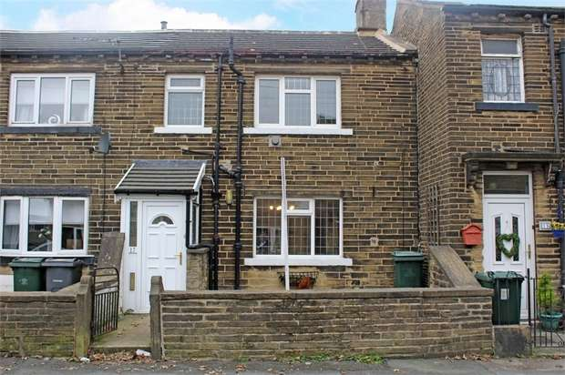 2 Bedrooms Terraced House for sale in North Parade, Allerton, Bradford, West Yorkshire