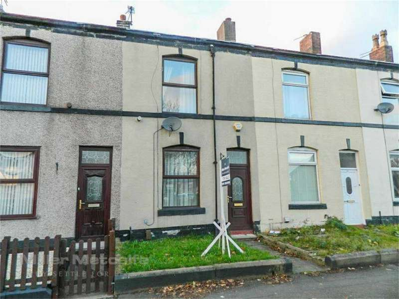 2 Bedrooms Terraced House for sale in Bond Street, Bury, Lancashire