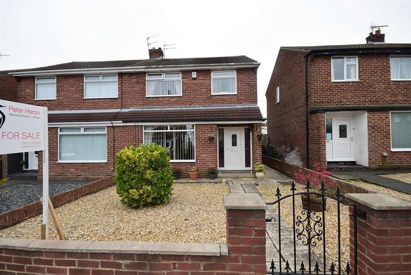 3 Bedrooms Semi Detached House for sale in Athol Grove, Sunderland