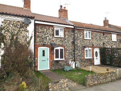 2 Bedrooms Terraced House for sale in Watton, Thetford, .