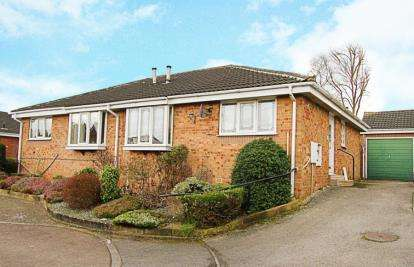 2 Bedrooms Bungalow for sale in Meadow Gate Avenue, Sothall, Sheffield, South Yorkshire