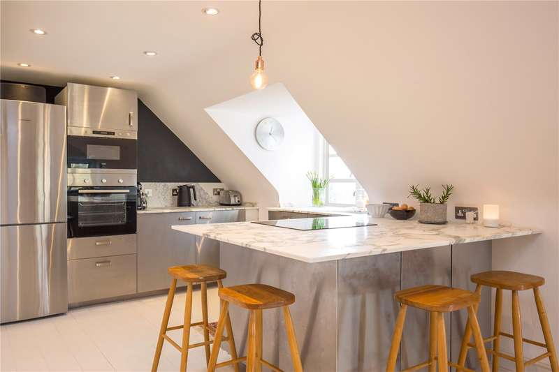 2 Bedrooms Apartment Flat for sale in Brownlow Court, Lyttelton Road, East Finchley, London, N2