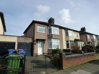 House for sale in Rudston Road, Liverpool, Merseyside, Uk, L16