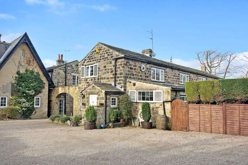 2 Bedrooms Cottage House for sale in Manor Cottage, Wetherby Road, Scarcroft, LS14 3HN