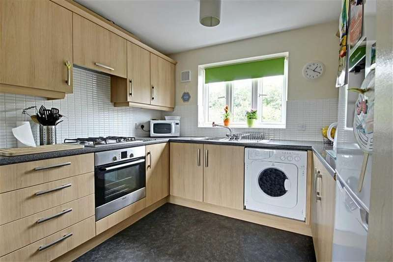 2 Bedrooms Flat for sale in Landfall Drive, Hebburn, Tyne And Wear
