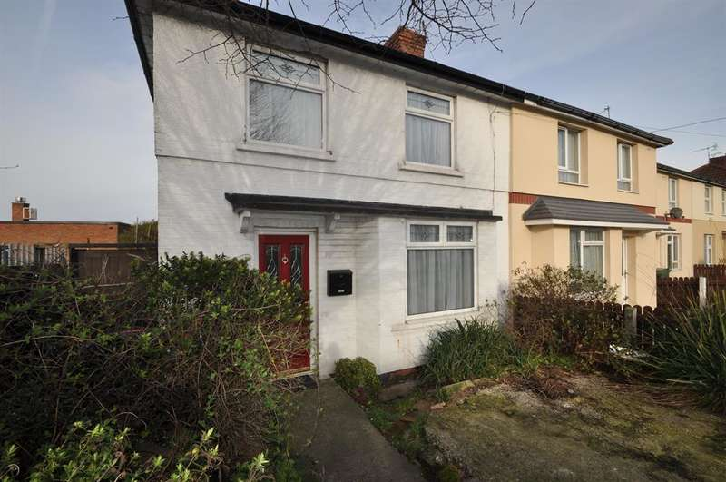 3 Bedrooms Semi Detached House for sale in Hoylake Road, Birkenhead, CH41 7BY