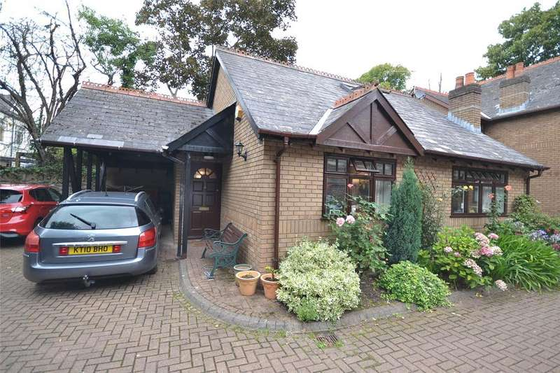 2 Bedrooms Detached Bungalow for sale in Sophia Walk, Pontcanna, Cardiff, CF11