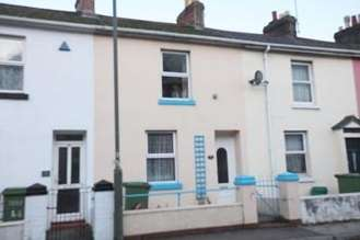 2 Bedrooms Terraced House for sale in Well Street, Paignton