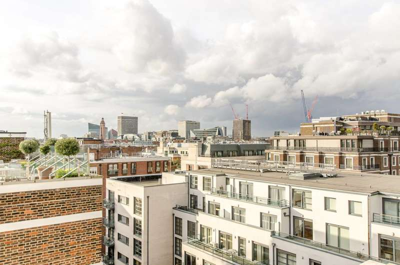 3 Bedrooms Flat for sale in Abell House, Westminster, SW1P
