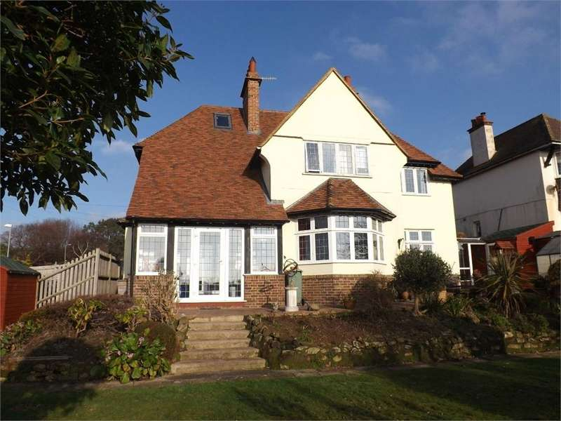 4 Bedrooms Detached House for sale in De la Warr Road, Bexhill-on-Sea, East Sussex