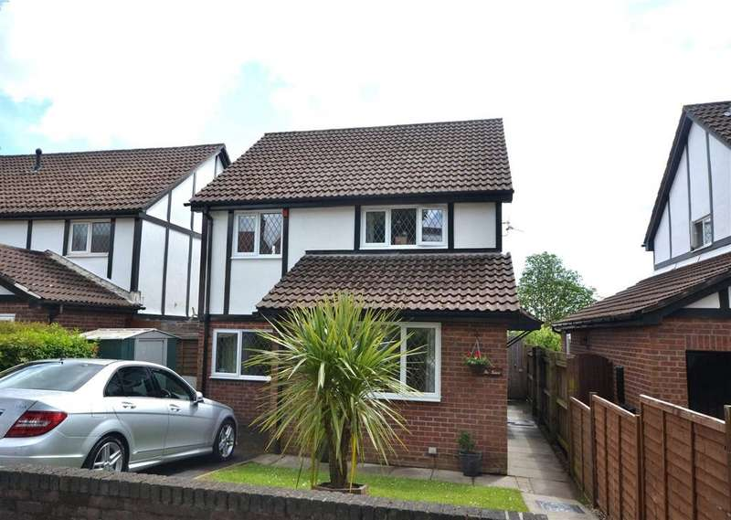 4 Bedrooms Detached House for sale in The Tudors, Melrose Avenue, Penylan, Cardiff, CF23