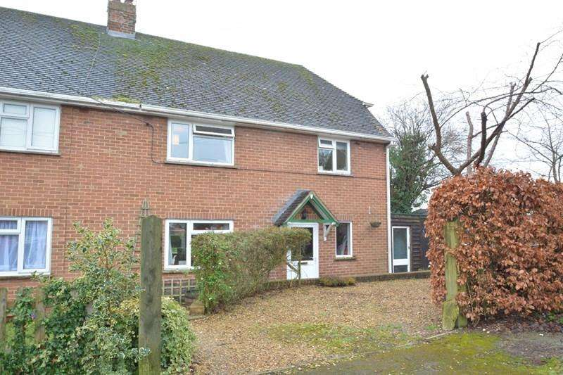 3 Bedrooms End Of Terrace House for sale in Lawrence Houses, Grateley, Andover
