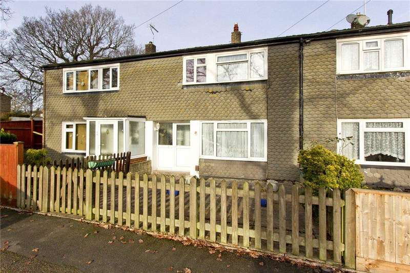 3 Bedrooms Terraced House for sale in Park Avenue, Edenbridge, Kent