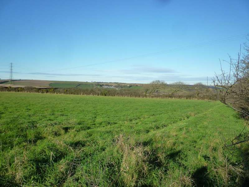 Farm Land Commercial for sale in Land off Church Road, Shortlanesend, Truro TR4