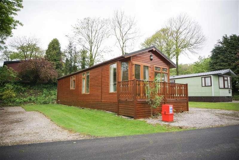 2 Bedrooms Chalet House for sale in Gatebeck Park, Kendal, Cumbria