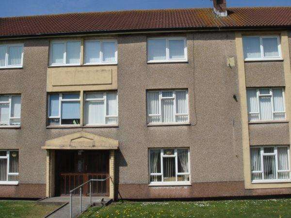 2 Bedrooms Flat for sale in Flat 9 Pembroke House, Moorland Road, Sandfields