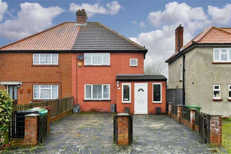 3 Bedrooms Semi Detached House for sale in Brettgrave, Epsom, Surrey