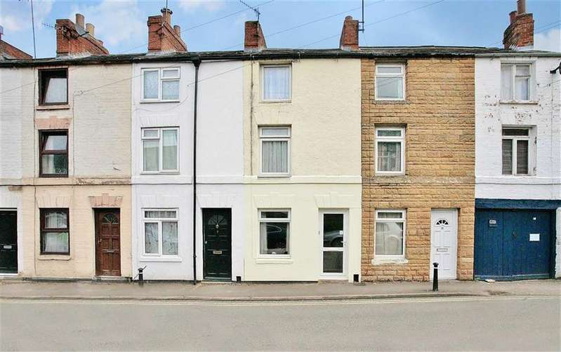 2 Bedrooms Terraced House for sale in Bear Garden Road, Banbury