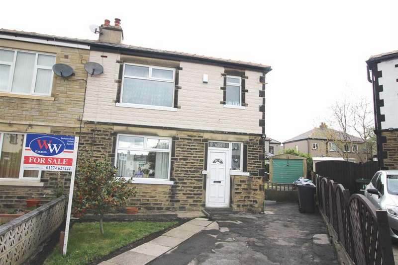 3 Bedrooms Semi Detached House for sale in Killinghall Grove, Bradford, BD2 4RY