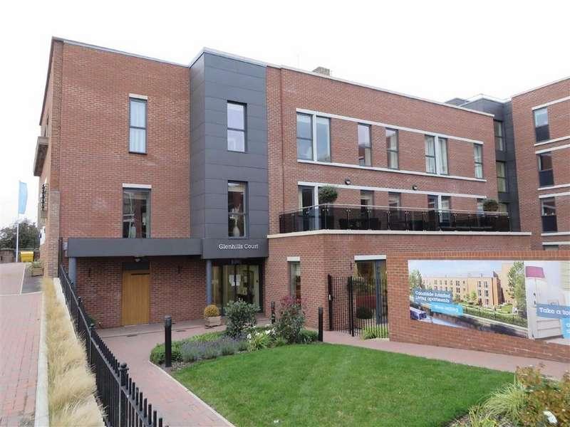 1 Bedroom Apartment Flat for sale in Glenhills Court, Glen Parva
