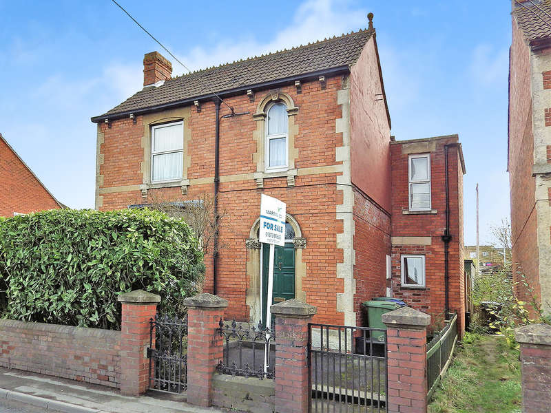 4 Bedrooms Detached House for sale in West End, Westbury