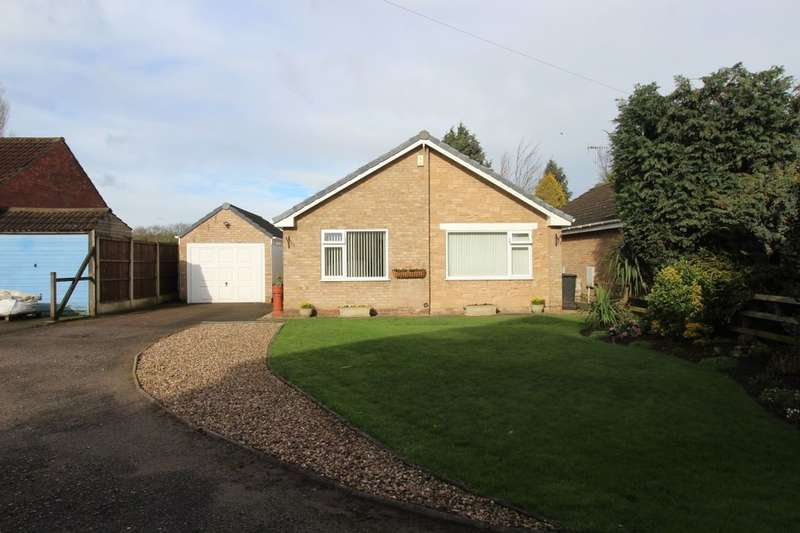 2 Bedrooms Detached Bungalow for sale in Park Street, Stapleford, Nottingham, NG9