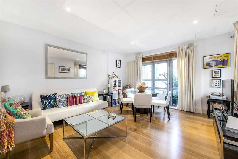 2 Bedrooms Flat for sale in Guildhouse Street, Pimlico, London
