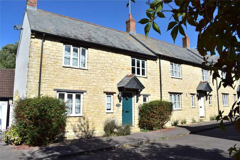 3 Bedrooms End Of Terrace House for sale in Home Farm Way, Shipton Gorge, Bridport, Dorset