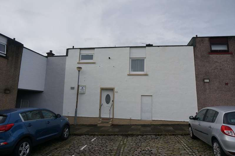 3 Bedrooms Terraced House for sale in Craigieburn Road, Cumbernauld G67