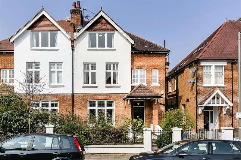 5 Bedrooms Semi Detached House for sale in Holmbush Road, Putney, London