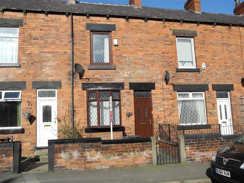 2 Bedrooms Terraced House for sale in Pye Avenue, Mapplewell, Barnsley, S75