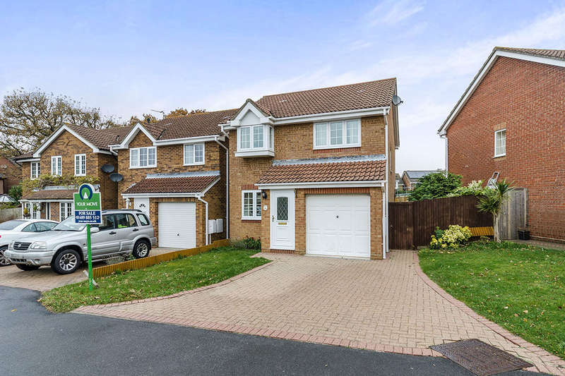 3 Bedrooms Detached House for sale in Corvette Avenue, Warsash, Southampton, SO31