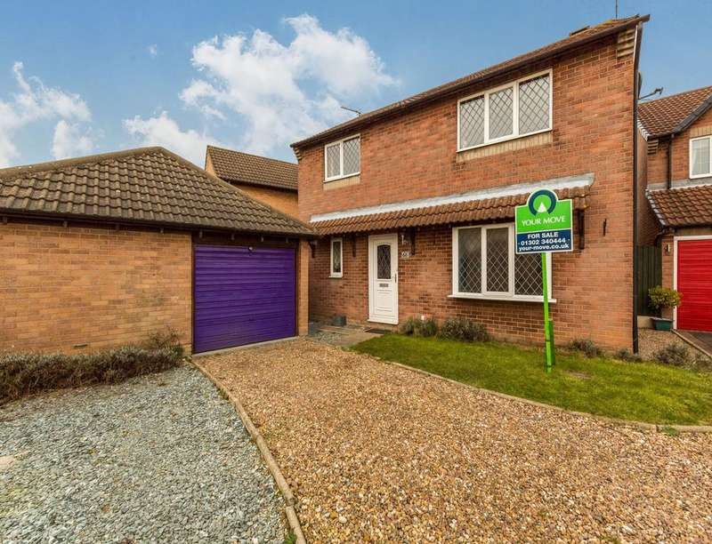 4 Bedrooms Detached House for sale in St. Marys Drive, Dunsville, Doncaster, DN7