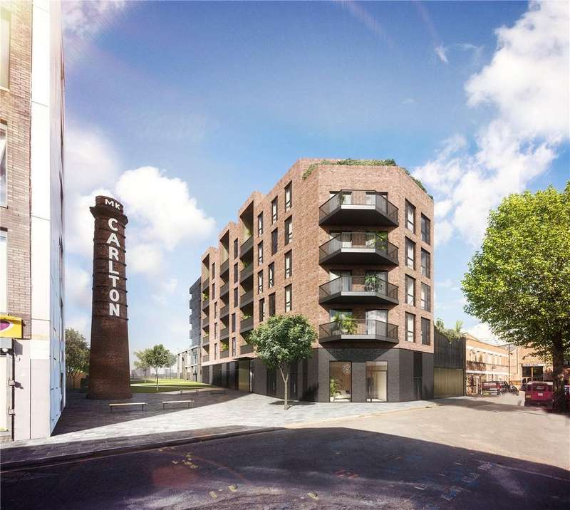 3 Bedrooms Apartment Flat for sale in Roach Road, Fish Island, E3
