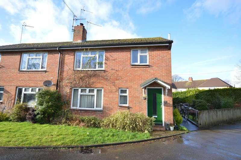 1 Bedroom Flat for sale in Stevens Drove, Houghton, Stockbridge, SO20