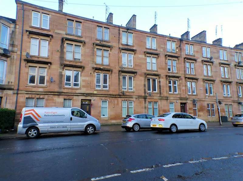1 Bedroom Apartment Flat for sale in 225 Newlands Road, Flat 3/2, GLASGOW