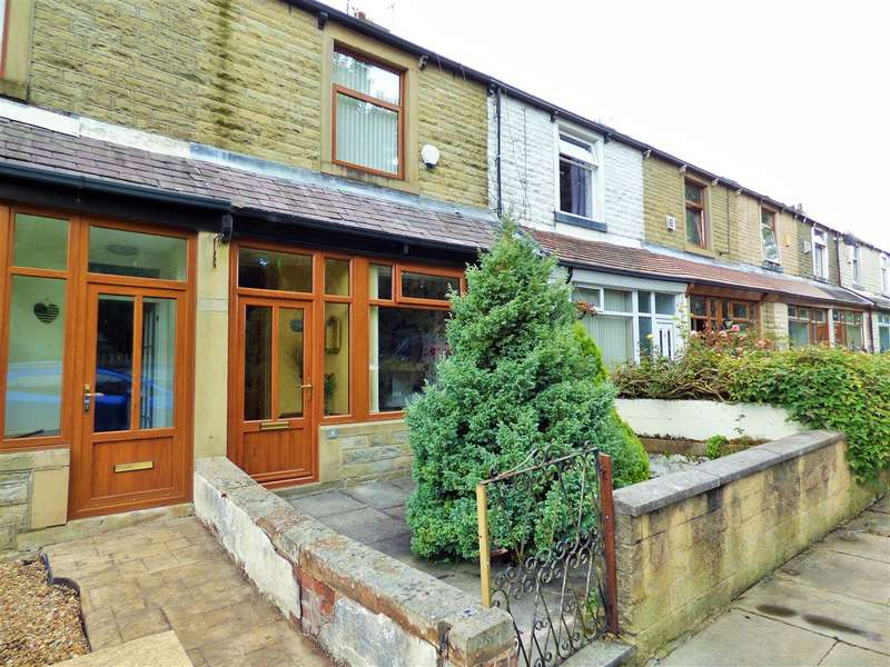 3 Bedrooms Terraced House for sale in Lansdowne Close, Burnley