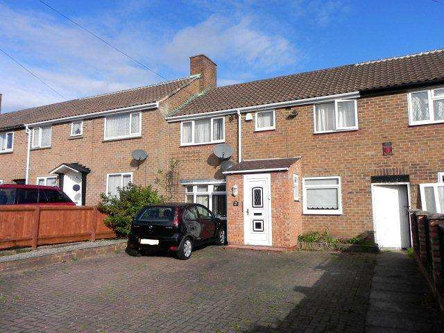 3 Bedrooms Terraced House for sale in Falcon Lodge Crescent,Sutton Coldfield,West Midlands