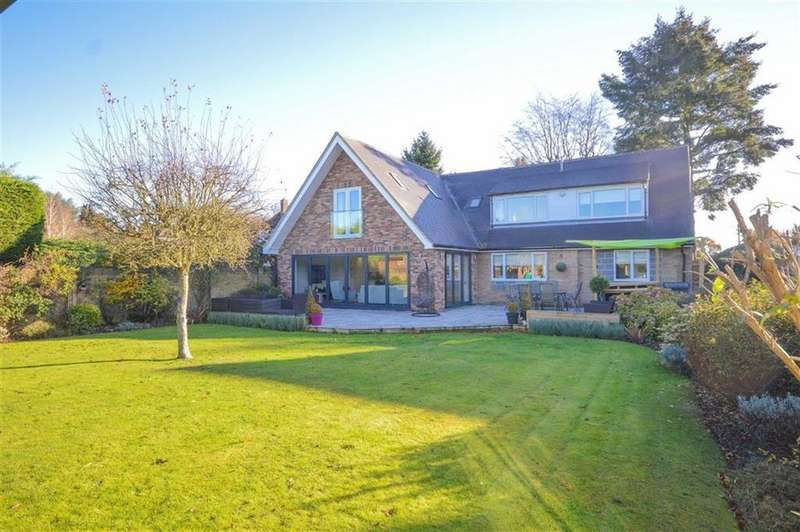 5 Bedrooms Detached House for sale in Great Amwell