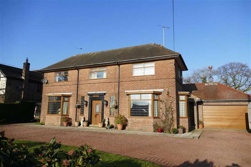 5 Bedrooms Detached House for sale in Selby Road, Holme OnSpalding Moor