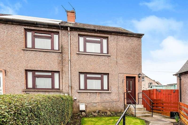 2 Bedrooms Property for sale in Woodburn Grove, Dalkeith, EH22