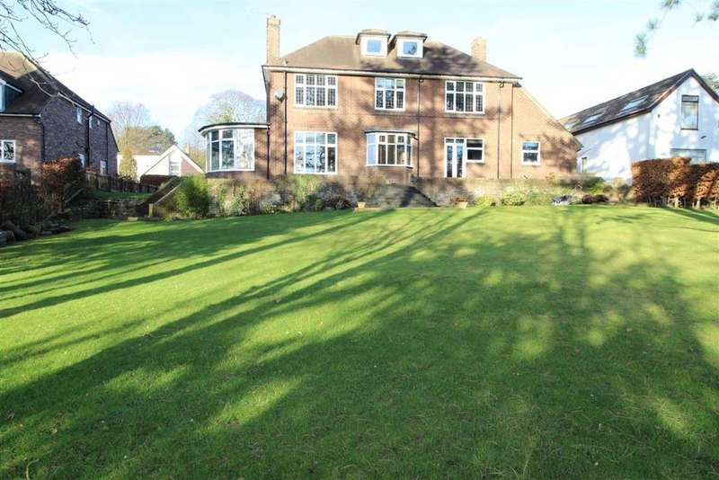4 Bedrooms Detached House for sale in Axwell Park Road, Blaydon-on-tyne, Tyne And Wear