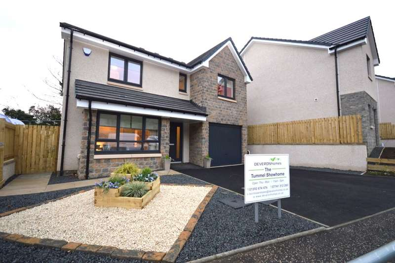 4 Bedrooms Detached House for sale in Grange Road, Burntisland, KY3