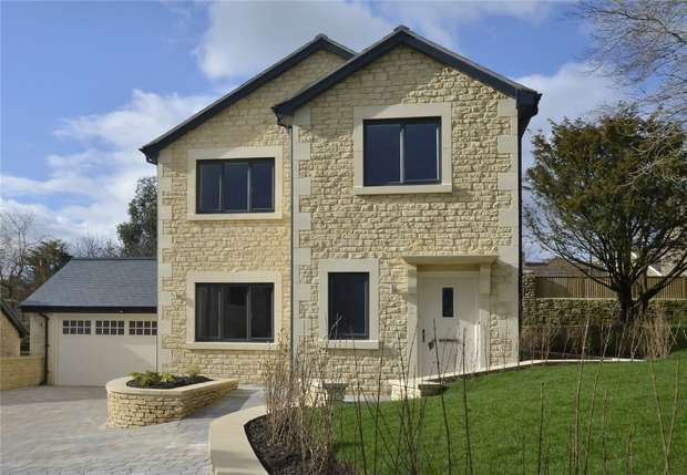 4 Bedrooms Detached House for sale in 2 Timbrell View, Budbury Close, Bradford on Avon, Wiltshire