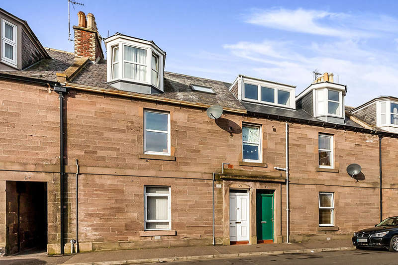 3 Bedrooms Flat for sale in Palmerston Street, Montrose, DD10