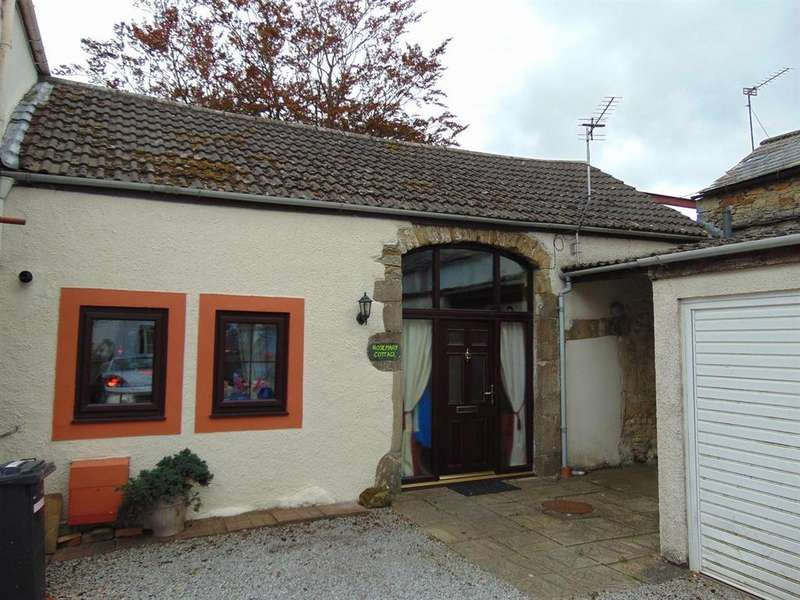 2 Bedrooms Cottage House for sale in Rosemary Cottage, Chapel Terrace, Great Broughton, CA13 0YU