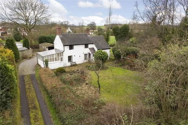 3 Bedrooms Cottage House for sale in Bennetts Road, Keresley End, COVENTRY