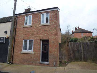 2 Bedrooms End Of Terrace House for sale in High Street, Kingsthorpe Village, Northampton, Northamptonshire