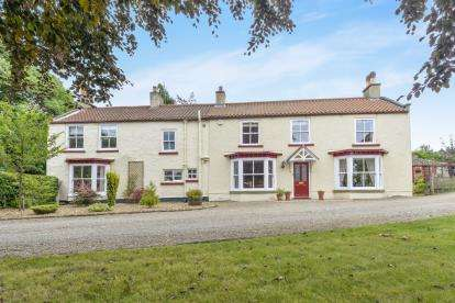 5 Bedrooms Detached House for sale in The Holme, Great Broughton, North Yorkshire