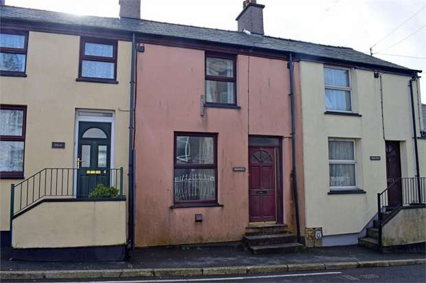1 Bedroom Terraced House for sale in High Street, Deiniolen, Caernarfon, Gwynedd